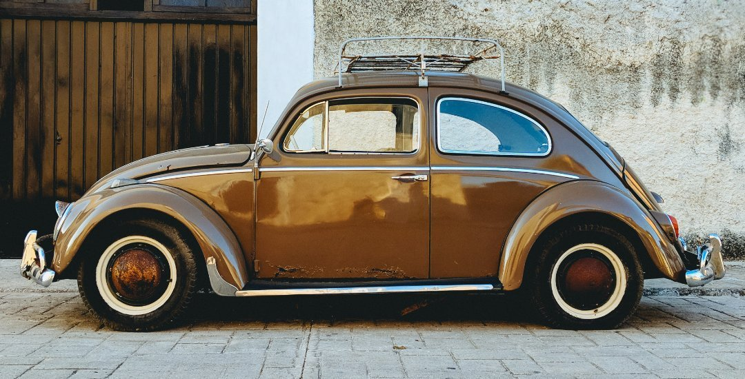 the case for old cars